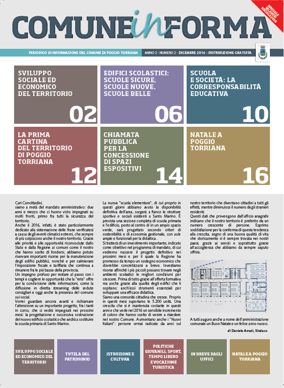 Comune Informa n. 2/2016