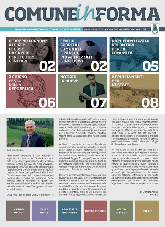 Comune Informa n. 1/2017