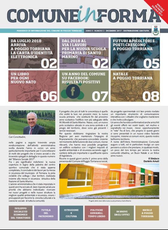 Comune Informa n. 2/2017
