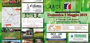 Domenica 5 Maggio 2019: 4° gara del calendario Podistico Romagnolo