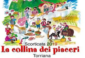 Scorticata la Collina dei Piaceri 2019