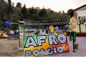 Afro Poggio per Teo, la comunità di nuovo insieme per ricordare Matteo Circelli