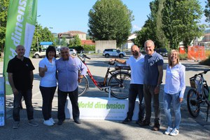 L' E-bike sharing a Poggio Torriana!